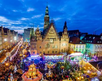 Wroclaw - ADVENTNÍ TRHY