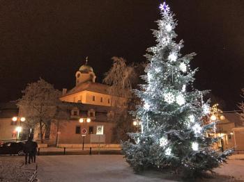 Lázně Poděbrady, hotely Zimní Lázně***, Libuše***, Silvestrovský týden