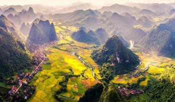 Velký okruh Vietnamem
