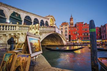Hotel Canal 3*, Benátky, centrum - letecky