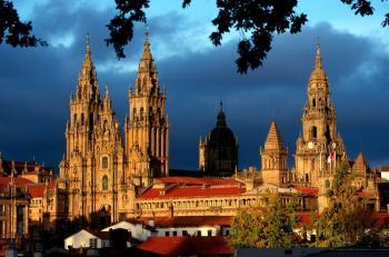 Španělsko - cesta do Santiaga