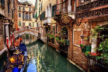 Benátky krok za krokem