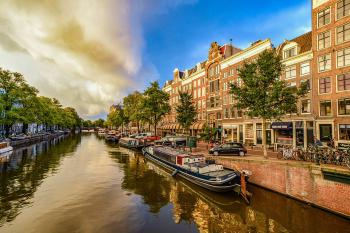 Hotel Central Park  3*, Amsterdam