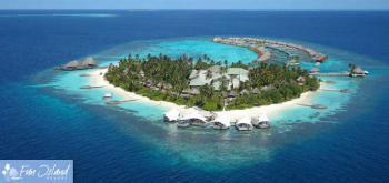 Maledivy - Fun Island