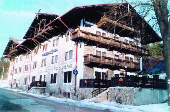 Hotel Lesn� Kr�ma, Lou�ovice