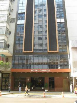 Hotel Canada 3*, Copacabana, hotel