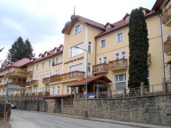 Lázeňský léčebný dům Praha, Luhačovice, Víkendový pobyt na 3 noci