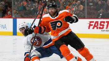 Jakub Voráček, Philadelphia Flyers