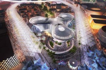 Dubaj a Expo