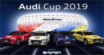 Audi Cup, 2019