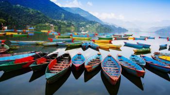 Nepál a Indie