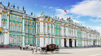 Petrohrad ermitaž