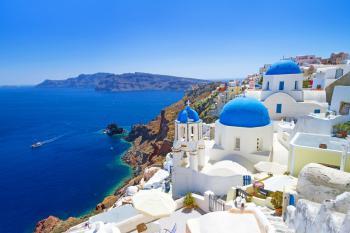 Antické Řecko a Santorini