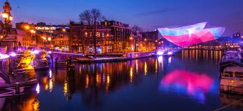 Hotel Albus 4*, Amsterdam - letecky