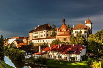 Jindřichův Hradec a město Třeboň