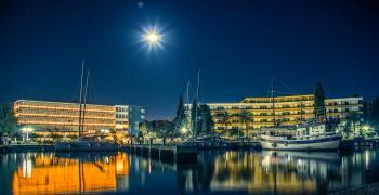 Hotel Kornati, noc
