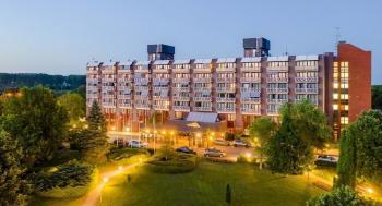 Hotel Danubius****, Bükfürdö