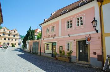 Penzion Rosa, Český Krumlov