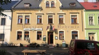 Penzion Bohemia, Horní Blatná