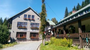 Hotel Maredis, Kořenov, hotel