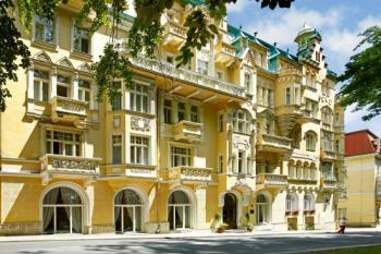 Hotel Svoboda, Mariánské Lázně, Lázně pro Seniory