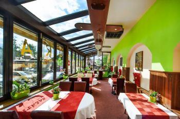 Hotel Centrum, restaurace