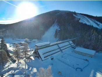 Hotel Skicentrum***, Harrachov, Vánoční pobyt