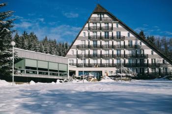 Hotel SKI***, Nové Město na Moravě, Silvestr