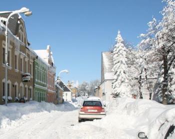 Penzion Bohemia Horní Blatná, Silvestr