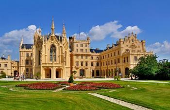 Nejkrásnější místa jižní Moravy