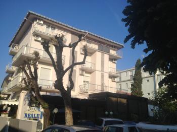Hotel Reale, Rimini, hotel