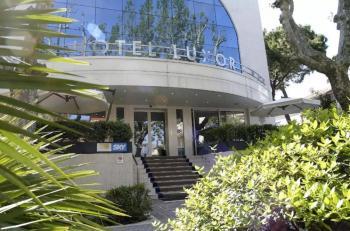 Hotel Luxor, Rimini, hotel