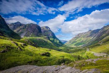 údolí Glencoe