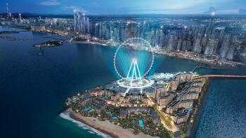 Hotel Grandeur 3*, Dubaj - letecky