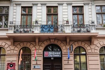 Hotel Silver 3*, Budapešť, vlakem