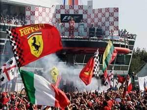 Formule 1 - Itálie s CK SLAN tour