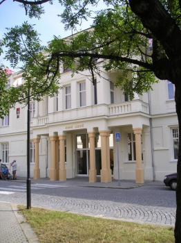 Lázně Poděbrady, Hotel Zimní lázně