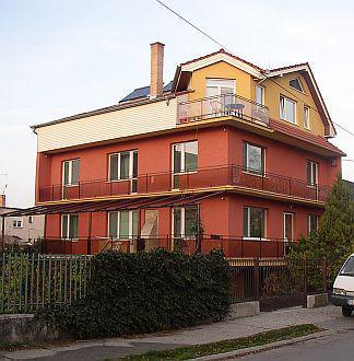 Apartmány Cysel, Velký Meder
