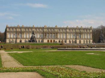 zámek Herrenchiemsee -