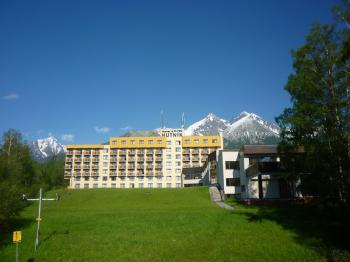 Hotel Hutník I., Tatranské Matliare