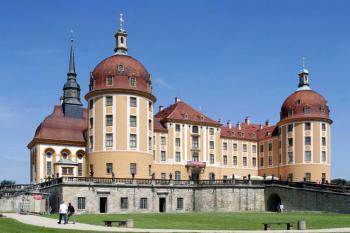 zámek Moritzburg -