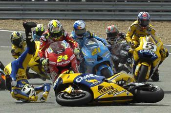 Moto GP - Španělsko s CK SLAN tour