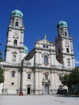 Pasov - Dóm sv. Štěpána