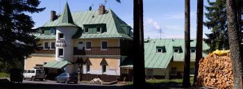 Hotel Gr�dl, �elezn� Ruda - Seniorsk� pobyt od 65 let