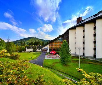 Wellness hotel Svornost, Letn� pobyt na 7 noc� za cenu 5 noc�