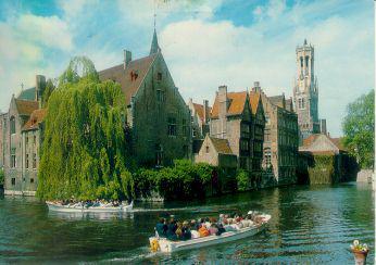 Bruggy a Gent malíře Jana van Eycka