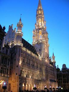 Brusel -