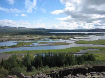 Národní park Thingvellir -
