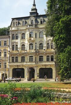 Hotel Polonia, Mariánské Lázně