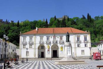 Tomar - hlavní náměstí